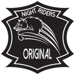 NR Original Patch BW
