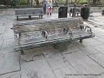 Jackson Square Bench