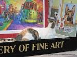 NOLA Fine Art Cat