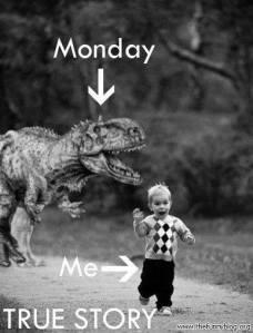 T-Rex Monday