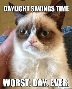 Grumpy Cat DST