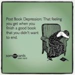PBD-Post Book Depression